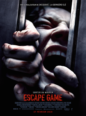 Affiche Escape Game