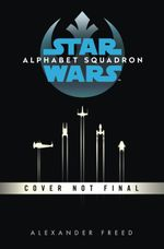 Couverture Star Wars : Alphabet Squadron