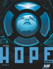 Couverture Hope One, tome 1