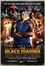 Affiche The Black Mamba