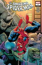 Couverture Amazing Spider-Man (2018 - Present)