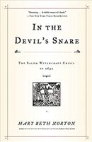 Couverture In The Devil's Snare : The Salem Witchcraft Crisis of 1692