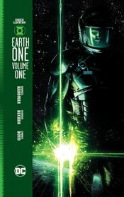 Couverture Green Lantern: Earth One