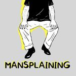Affiche Mansplaining