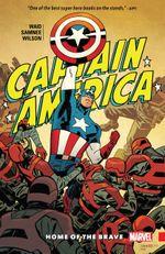 Couverture Captain America (2017), tome 1