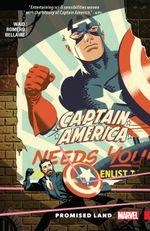 Couverture Captain America (2017), tome 2