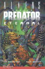 Couverture Aliens vs. Predator : Eternal