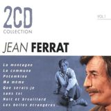 Pochette Jean Ferrat: Collection 2 CD