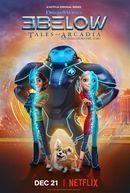 Affiche Le trio venu d'ailleurs : Les Contes d'Arcadia