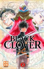 Couverture Black Clover, tome 2