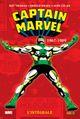 Couverture Captain Marvel : Intégrale 1967-69