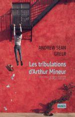 Couverture Les Tribulations d'Arthur Mineur
