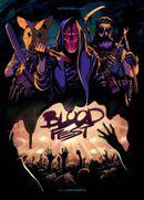 Affiche Blood Fest