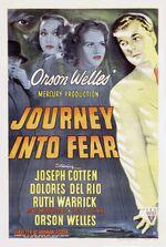 Affiche Voyage au pays de la peur