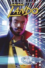 Couverture Quitte ou double - Star Wars : Lando