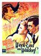 Affiche Week-end au Waldorf