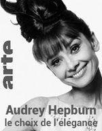 Affiche Audrey Hepburn, le choix de l'élégance