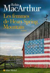 Couverture Les femmes de Heart Spring Mountain
