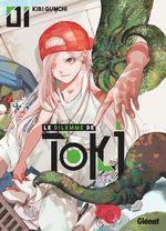 Couverture Le Dilemme de Toki, tome 1