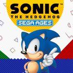 Jaquette SEGA AGES Sonic The Hedgehog