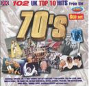 Pochette 102 UK Top 10 Hits From the 70's