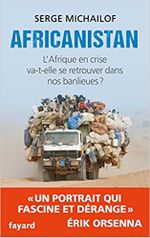 Couverture Africanistan