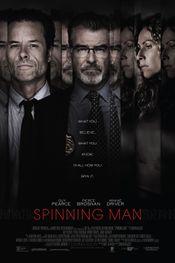 Affiche Spinning Man