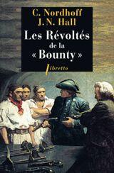 Couverture Les Révoltés de la « Bounty »