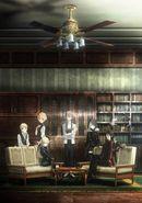 Affiche Lord El-Melloi II Sei no Jikenbo: Rail Zeppelin Grace Note