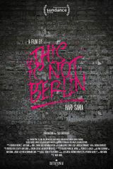 Affiche This is not Berlin