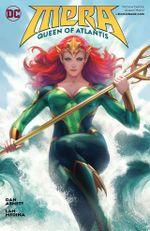 Couverture Mera: Queen of Atlantis
