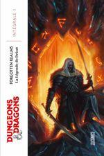 Couverture Dungeons & Dragons : Forgotten Realms - La Légende de Drizzt, intégrale 1