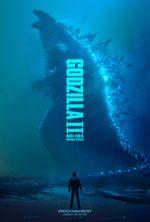 Affiche Godzilla II : Roi des monstres