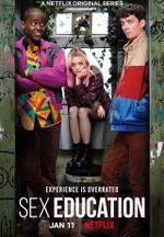 Affiche Sex Education