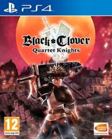 Jaquette Black Clover : Quartet Knights