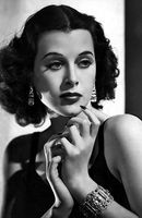 Photo Hedy Lamarr