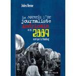 Couverture La Journée d'un journaliste américain en 2889