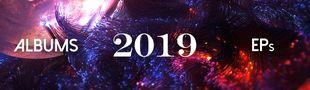 Cover 2019: Les albums