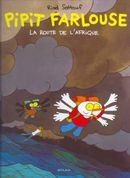 Couverture La Route de l'Afrique - Pipit Farlouse, tome 2