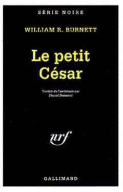 Couverture Le Petit César
