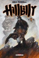 Couverture Hillbilly, tome 1