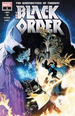 Couverture The Black Order