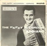 Pochette The Happy Accordion (EP)