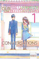 Couverture Our Precious Conversations - Vol. 1