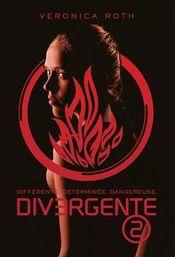 Couverture Divergente 2