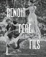 Couverture Renoir, père et fils