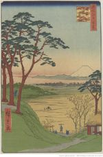 Couverture Hiroshige