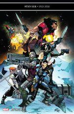 Couverture X-Force (2018 - 2019)