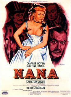 Affiche Nana