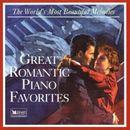 Pochette Great Romantic Piano Favorites